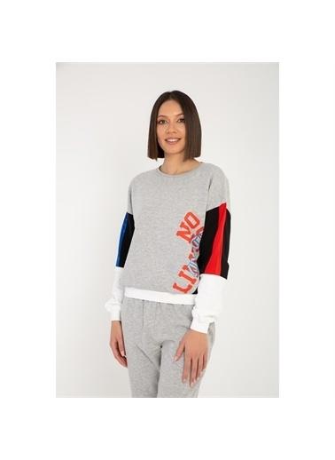 MoonSports Sweatshirt Gri